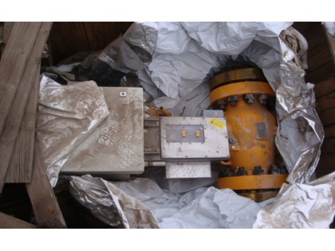 MOKVELD 8ANSI#1500 RTJ RZD-RQX-TC Excess stocklot Unused Axial Control valves [4PCS] 2003y